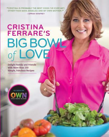 "Chef Cristina Ferrare shares recipes from her book ""Big Bowl of Love."""
