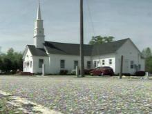 Vandals smash stained-glass windows in Cumberland churches