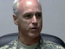 Brig. Gen. Jefforey Smith, NATO training mission in Afghanistan