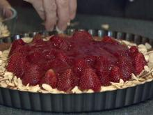 Local Dish: Strawberry Tart