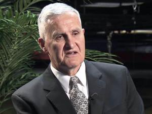 Retired Army Gen. Hugh Shelton headed the U.S. Joint Chiefs of Staff from 1997 to 2001.