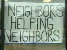 Couple organizes drive to help Sanford tornado victims