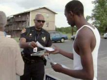 durham police canvass neighborhood