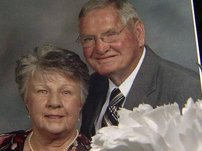 Alice and Allen Ray Johnson