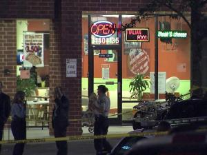 The owner of NY Style Pizza died in a shooting inside the restaurant Thursday night, May 19, 2011, according to Raleigh police.