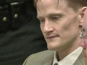 Jason Young, accused of first-degree murder in his wife's Nov. 3, 2006, beating death, appears in a Wake County courtroom Thursday, May 20, 2011. Young, 37, is set to go to trial May 31.