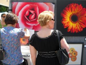 Artsplosure is an annual, outdoor celebration of the arts.