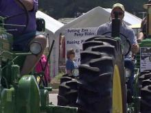 Festival celebrates state agriculture