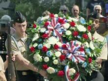 Hundreds gather at Capitol for Memorial Day