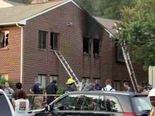 Six displaced in Raleigh apartment fire