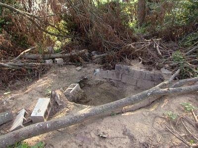 The remains of David Bostic were found May 2011 under a concrete flowebed at 706 Colleton Road, Raleigh police said.
