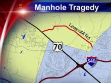 State probes deaths of workers in Durham manhole