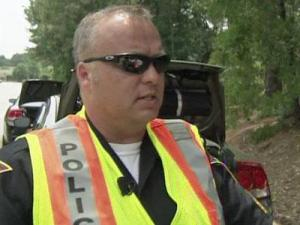 Fayetteville Police Sgt. Eric Dow