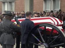 Slain Nash deputy laid to rest