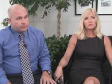 Hoyt and Gina Tessener are speaking out about an encounter they had with a state trooper in Wilmington last week, hoping that others won't have to go through what they did.