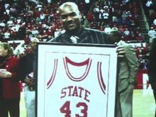 Charles honored at awards ceremony