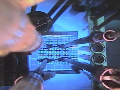 North Carolina State University's nuclear research reactor
