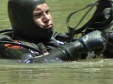Ackerson diver has NC connection
