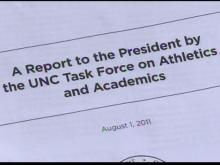 Task force says UNC System must improve academic oversight of student-athletes