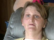 Henderson mother badly burned in June fire out of hospital