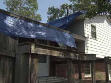 Raleigh neighborhoods rebuild after tornado