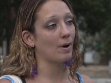 Fomer girlfriend: Plane crash was suicide attempt