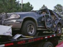 New York-bound SUV flips on I-95, killing three
