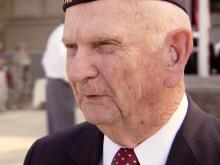 Selma vet awarded for WWII service decades late