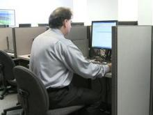 Unemployed state workers getting job help