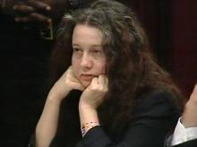Wendy Green pleads guilty on Friday, Sept. 2, 2011, to second-degree murder and conspiracy to commit murder in the death of her boyfriend, David Ruben Green Jr.