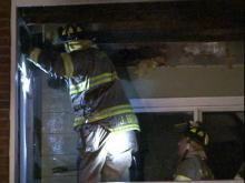 Four homeless after north Raleigh apartment fire