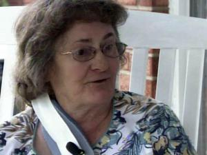 School crossing guard Betty Carter was injured on Sept. 7, 2011, when an SUV hit her on Raeford Road in front of William Owen Elementary School.