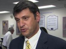 Johnston County Schools Superintendent Ed Croom