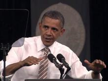 NCSU crowd backs Obama's jobs plan