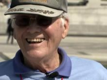 WWII vet: DC memorial is 'beautiful'