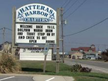 Hatteras businesses welcome tourists' return