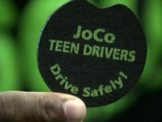 Johnston County officials and school leaders kicked off a teen driving safety campaign Wednesday that encourages teens to talk with each other about the importance of buckling up, slowing down and being smart behind the wheel.