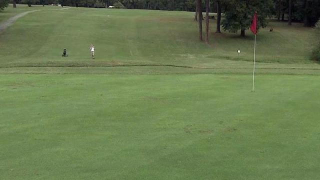 Hillandale Golf Course in Durham
