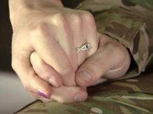 Soldier proposes before deployment