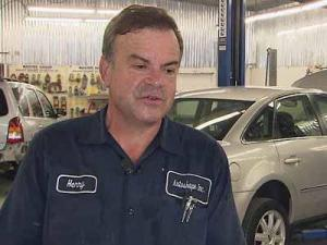 Henry Vanpala has been working on cars for 26 years at Auto Shape in Raleigh.