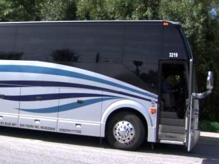 Federal safety inspectors stopped an I-95 Coach bus in Raleigh for six hours on Sept. 29, 2011, after they determined that the driver didn't have the required eight hours of rest before getting behind the wheel.