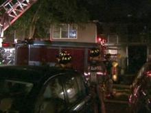 Durham apartment fire displaces dozens