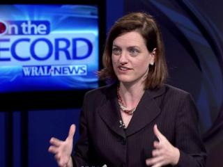 Janet Cowell on the record