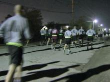 Army 10 Miler in Afghanistan