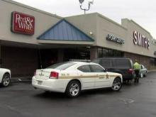 A bank branch inside Smith's Red and White Grocery in the Nash County community of Dortches was robbed on Oct. 11, 2011.