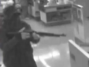 A masked man robbed a bank inside a supermarket in the Nash County community of Dortches on Oct. 11, 2011.