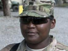 Sgt. Monica Busanet