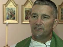 Chaplain serves stressed-out soldiers
