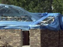 Some Fayetteville resident give up on tornado cleanup