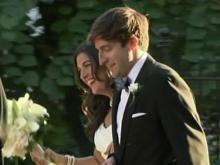 Cate Edwards wedding